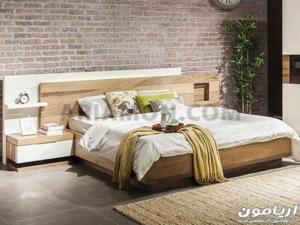 تخت خواب MDF ترکیه