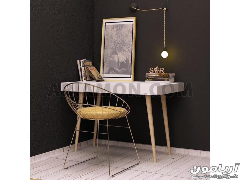 میز تحریر مدرن چوبی